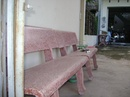 Tp. Hồ Chí Minh: Gia đình không sử dụng bán bộ ghế đá một bàn vuông và 2 ghế, giá 750 ngàn. CL1010353