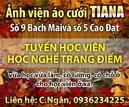 Tp. Hà Nội: Tuyển sinh học viên học nghề trang điểm, vừa học vừa làm, có lương, có chỗ ở cho CL1006210