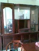 Tp. Hà Nội: Cần bán tủ 3 buồng bằng gỗ Lim, Lát, mới, đẹp, chắc chắn, chưa hỏng hay mối mọt. CL1005483