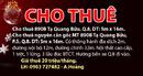 Tp. Hồ Chí Minh: Cho thuê 890B Tạ Quang Bửu, Q.8, DT: 5m x 16m. CL1006044