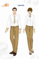 Tp. Hà Nội: Cung cấp đồng phục cho cán bộ công nhiên viên .Bball fashion Công ty CAT18_214_222