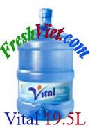 Tp. Hà Nội: Nước khoáng vital bình vòi bình úp CL1057584P7