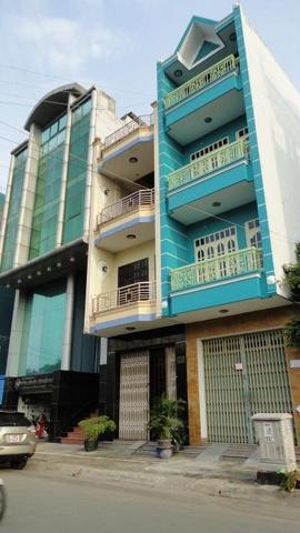 Cho thuê nhà HXH quận Bình Thạnh, đường Điện Biên Phủ, DT:4*21,3 lầu, Giá: 1200 USD