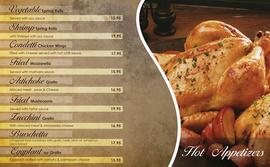 Bộ mẫu menu, thực đơn, in quyển menu/thực đơn bìa da, in menu quán ăn, menu uống