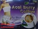 Tp. Hà Nội: Acai berry coffee, giảm cân hiệu quả vượt trội, Green coffee, cafe giảm cân Mỹ, CL1083722P8