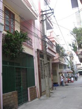 Cho thuê nhà 3 tầng chính chủ 182/18 Bạch Đằng, P. 24, Q. Bình Thạnh, Tp