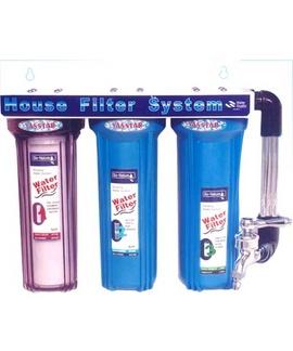 Bộ lọc nước dùng cho sinh hoạt gia đình