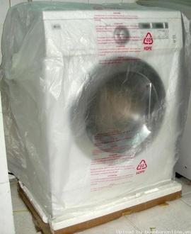 Lô hàng máy giặt cửa ngang LG JAPAN 5,2kg/sấy 2,6kg