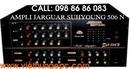 Tp. Hà Nội: Âm ly JARGUAR SUHYOUNG 506 N - hàng chọn lọc đỉnh cao của âm thanh karaoke CL1110644P8