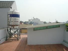 Cần bán nhà HXH đường Lê Văn Thọ-Q. Gò Vấp, DT 5x18, trệt, 2 lầu, 1 sân thượng, s
