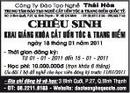 Tp. Hồ Chí Minh: Công ty Đào tạo Nghề Thái Hòa CL1089092P4