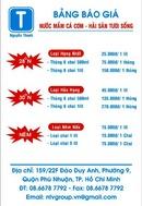 Tp. Hồ Chí Minh: Tìm Đối Tác Nước Mắm Nhỉ Cá Cơm CL1081073