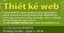 Tp. Hồ Chí Minh: Thiết kế WEBSITE chuyên nghiệp(FREE Logo, card, tờ rơi...) CAT246