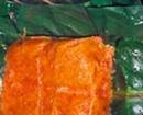 Bình Dương: Bánh chưng gấc đón Tết CL1110253P9