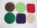 Tp. Hồ Chí Minh: Lót ly bằng vải nĩ dày 2 - 3 - 4 m/m (2 lớp - 3 lớp - 4 lớp) Mẩu mả đa dạng, CL1022297