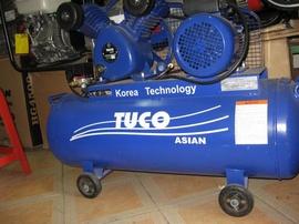 Máy nén khí hàng Tuco Asian Nhập khẩu