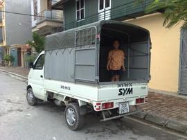 Nhận vận chuyển hàng bằng xe tải 880kg