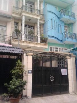 Cần cho thuê nhà gấp - hẻm đường Thăng Long - Quận Tân Bình