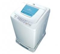 Bán máy giặt toshiba 6,5kg lồng Inox còn 95% 1,8 tr