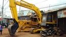 Đăk Lăk: Bán máy đào bánh xích Komatsu PC150-3. Hoạt động tốt. CL1146344P11