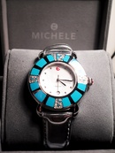 Tp. Hồ Chí Minh: Hàng hiệu xách tay, đồng hồ MICHELE Coral CL1157773P16