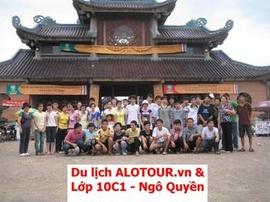 Du lịch ALO TOUR - vinh dự được bình chọn là 1 trong 3 Nhà tổ chức TOUR Du lịch