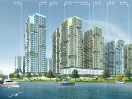 Bán CHCC Era Town - view sông Phú Xuân