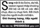 Tp. Hồ Chí Minh: Sang một lô áo Soire, dạ hội, veston ngoại nhập khoảng 250 bộ và tất cả các đen CL1077126P7