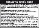 Tp. Hồ Chí Minh: Công ty TNHH Thương Mại Sơn Trang – Nhà Phân Phối độc quyền Cần Tuyển RSCL1123845