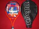 Tp. Hà Nội: Bán vợt Tennis Wilson cho người mới tập. Có vài chiếc em xách bên Thái về CAT2_248P6