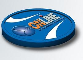 Cty chúng tôi chuyên thiết kế &sx trực tiếp logo, móc khóa, đế lót ly, vòng đeo tay