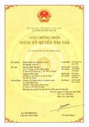 Tp. Hồ Chí Minh: Đăng ký Bản Quyền Phần Mềm, Bài hát, logo CL1164156
