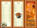 Tp. Hà Nội: In menu nhà hàng, menu quán cà phê, túi đũa, lót ly, khăn ăn, tờ quảng cáo ... CL1022694