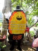 Tp. Hồ Chí Minh: May trang phục thú bông, đồng phục mascot, quần áo nhân vật hoạt hình , cosplay CL1014557