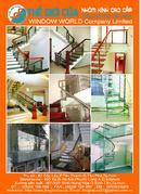 Tp. Hồ Chí Minh: Thế Giới Cửa, Cầu thang kính cường lực.0903834020 CL1090527P8