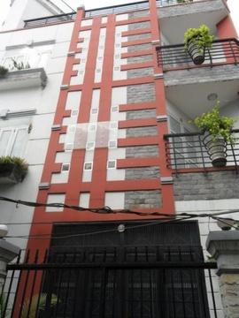 Bán nhà hẻm 3.5m Phan Đình Phùng, P.1, Quận Phú Nhuận