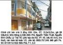 Tp. Hồ Chí Minh: Chính chủ bán nhà 3 tầng HXH 10m, DT: 15,3x10,5m, giá 69 triệu/m2, hẻm thông ra CL1023608P15