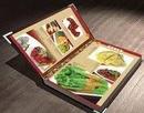 Tp. Hà Nội: In thực đơn/menu nhà hàng, khách sạn, quán cà phê ... & nhận sản xuất phôi menu RSCL1066438