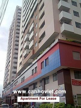 Cho thuê căn hộ Screc Towers, Trương Định nối dài, quận 3