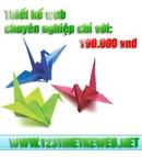 Tp. Đà Nẵng: Thiết Kế Web Da Nang, Thiet Ke Web Chuyên Nghiệp, Dịch vụ Thiet Ke Web CL1007543