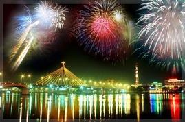 Khám phá DL miền trung cùng lễ hội pháo hoa sông Hàn call 0935170506 Gặp Thúy