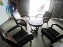 Tp. Đà Nẵng: Cần bán bộ bàn 4 ghế gỗ Gõ kiểu sa lon Thùng cổ CL1005258