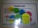 Tp. Hồ Chí Minh: Bán vé du lich của công ty viettour trading and services CAT246P11