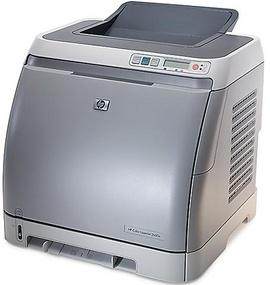 Máy in HP Color LaserJet 2600n cần thanh lý: 4.300.000