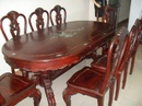 Tp. Hồ Chí Minh: Gia đình tôi mới chuyển nhà, vì không có chỗ để nên muốn bán bộ bàn ghế cao cấp CAT2_4P10