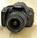 Tp. Hà Nội: Hãy khám phá sự tuyển đỉnh của máy ảnh Canon EOS 600D CL1082157P7