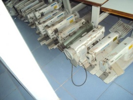 Công ty chúng tôi cần bán 1 lô máy may công nghiệp ( 33 cái). Bao gồm máy