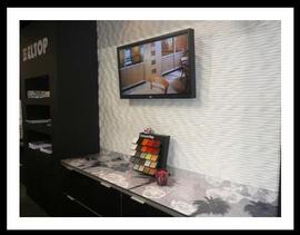 Gia công và bán các tấm panel tường 3D, tấm hoa văn