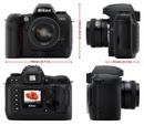 Tp. Hồ Chí Minh: Bán máy chụp hình Nikon D100 còn mới dành cho anh chị em mới tập chụp CL1082157P7