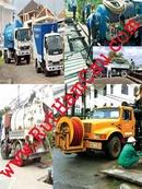 Đồng Nai: Rút hầm cầu Đồng Nai, xử lý chất thải, vệ sinh nạo vét hố ga, hệ thống thoát nớc CAT246P4